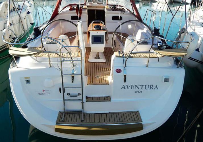 Discover Split region surroundings on this Elan 434 Impression Elan Marine boat