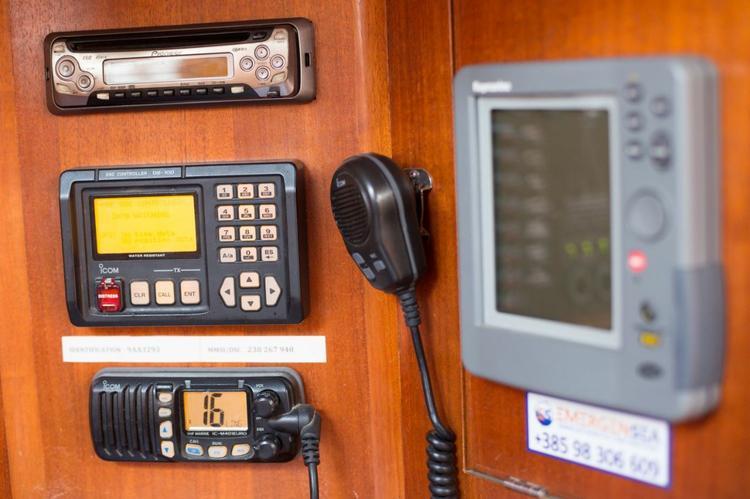 Elan Marine's 44.0 feet in Split region