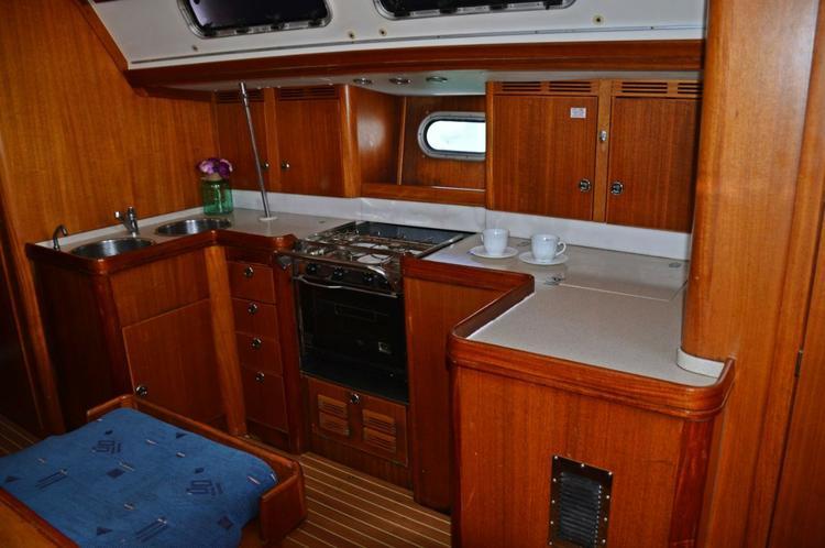 Boat for rent Elan Marine 44.0 feet in Marina Kastela, Kastela,