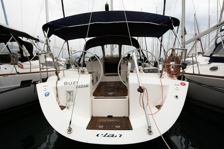 44.0 feet Elan Marine in great shape