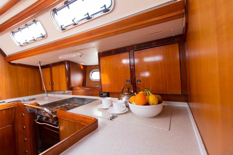 Boat for rent Elan Marine 44.0 feet in Marina Kastela, Kastela, Croatia
