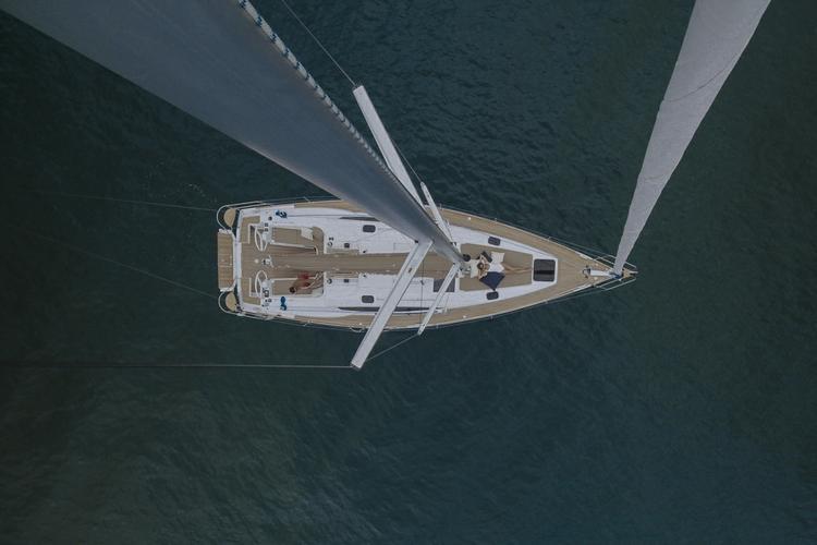 Elan Marine boat for rent in Aegean