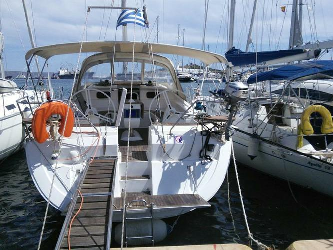 45.0 feet Elan Marine in great shape