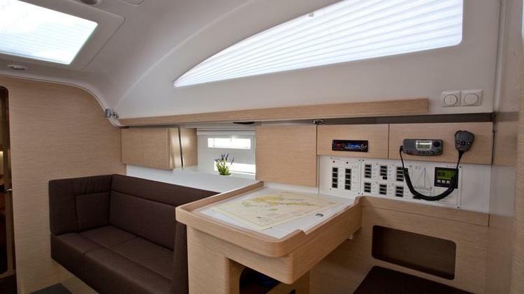 Discover Kvarner surroundings on this Elan Impression 45 Elan Marine boat