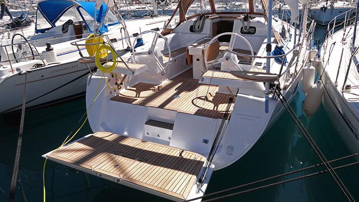 Boat for rent Elan Marine 45.0 feet in Marina Split - ACI ,