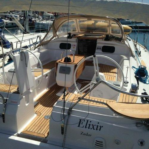 Boat for rent Elan Marine 45.0 feet in Marina Kornati, Biograd, Croatia