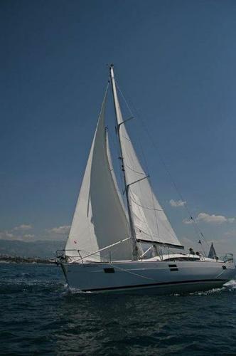 Boat for rent Elan Marine 45.0 feet in Marina Sangulin, Biograd, Croatia