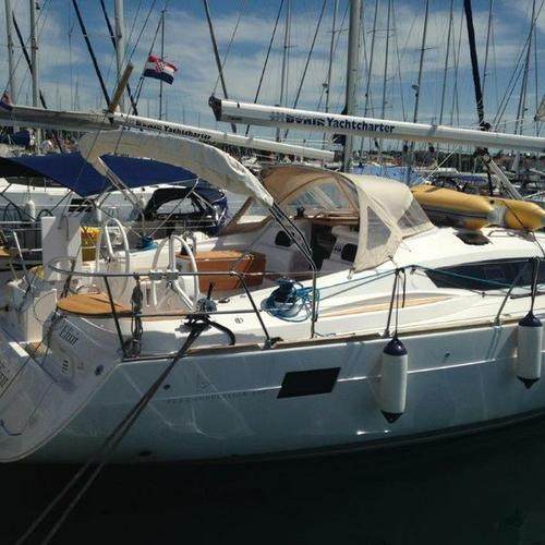Elan Marine's 45.0 feet in Zadar region