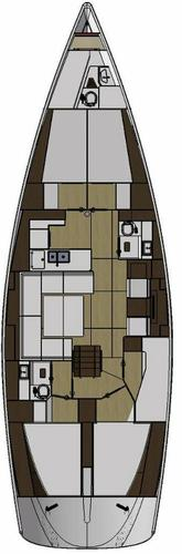 Discover Zadar region surroundings on this Elan 494 Impression Elan Marine boat