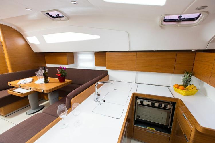 Boat for rent Elan Marine 48.0 feet in Marina Kornati, Biograd,