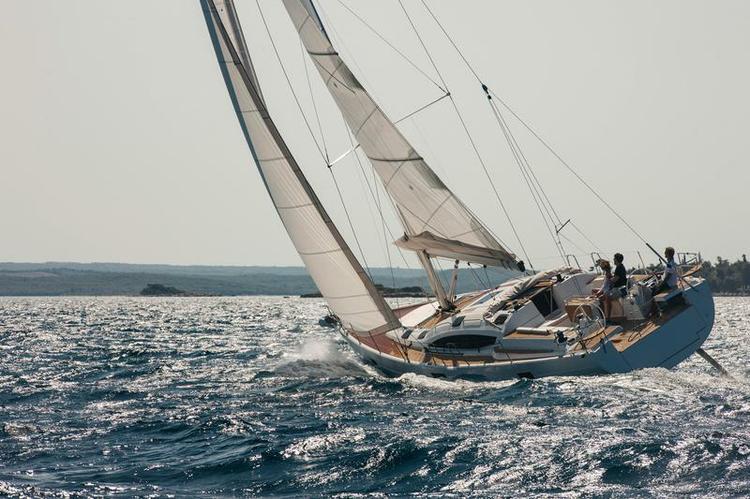 Boat for rent Elan Marine 49.0 feet in Marina Kastela, Kastela,