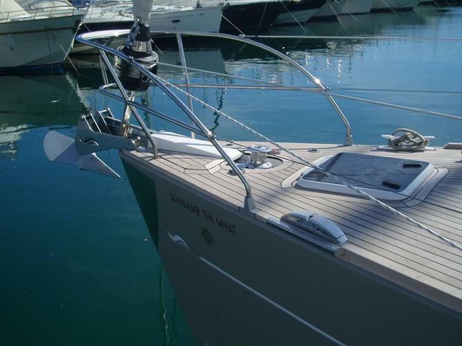 Elan Marine's 52.0 feet in Saronic Gulf