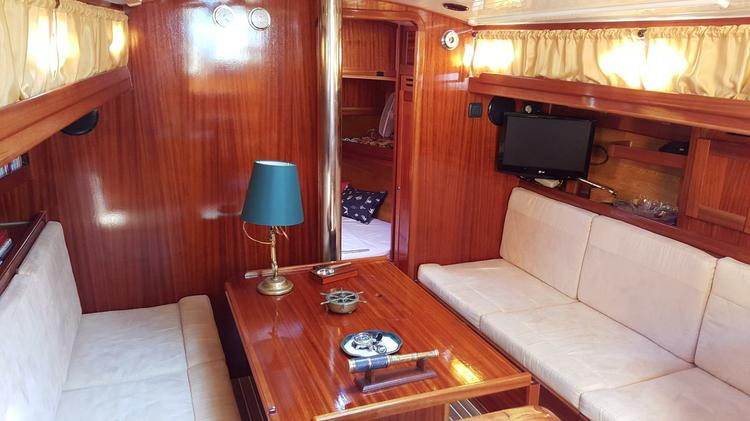 Boat for rent Enavigo 39.0 feet in Marina Mali Losinj, Croatia