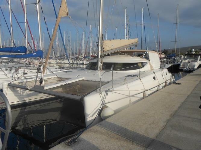 Boating is fun with a Catamaran in Aegean