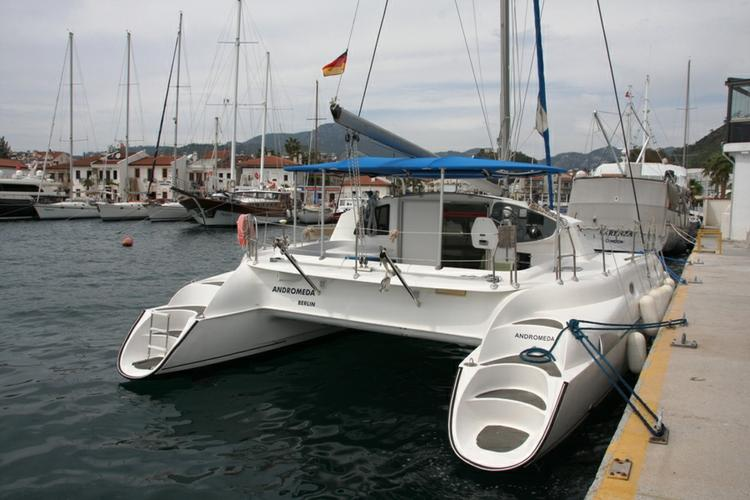 Rent this Fountaine Pajot for a true nautical adventure