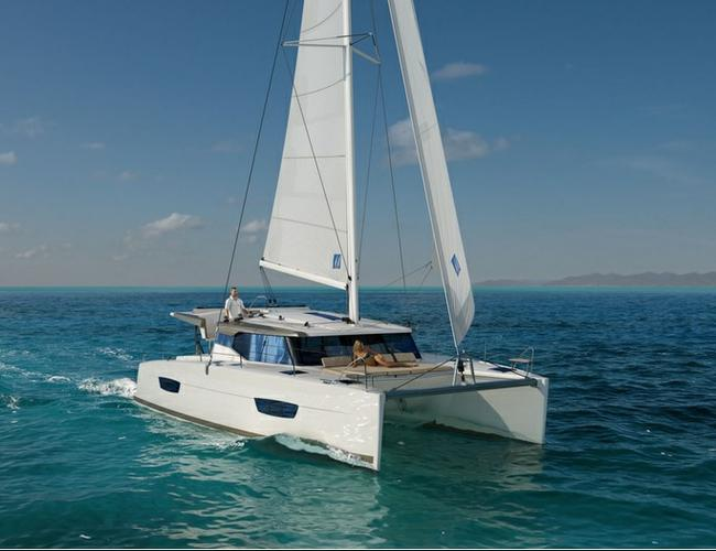 Boat for rent Fountaine Pajot 38.0 feet in Marina Trogir - SCT, Croatia