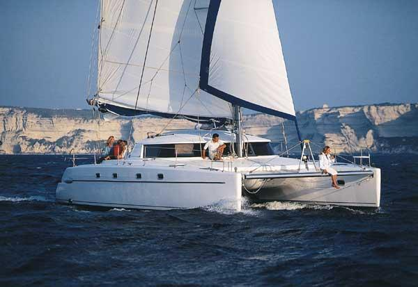 Boat for rent Fountaine Pajot 42.0 feet in Marmaris Yacht Marina, Turkey