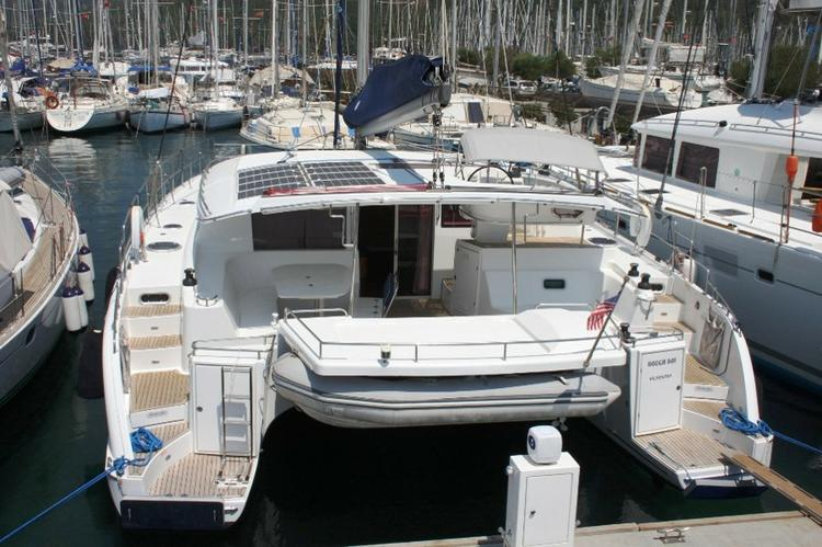 Boat for rent Fountaine Pajot 46.0 feet in Marmaris Yacht Marina,