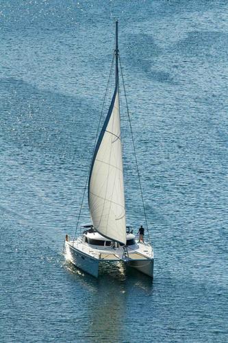 Discover Split region surroundings on this Fountaine Pajot Eleuthera 60 Fountaine Pajot boat
