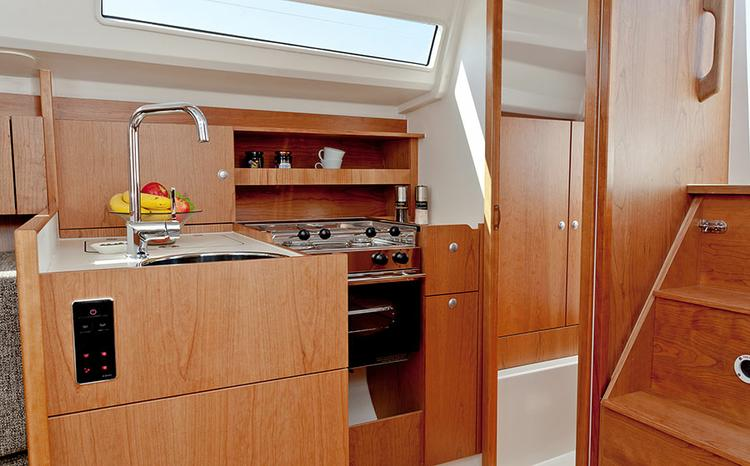 31.0 feet Hanse Yachts in great shape