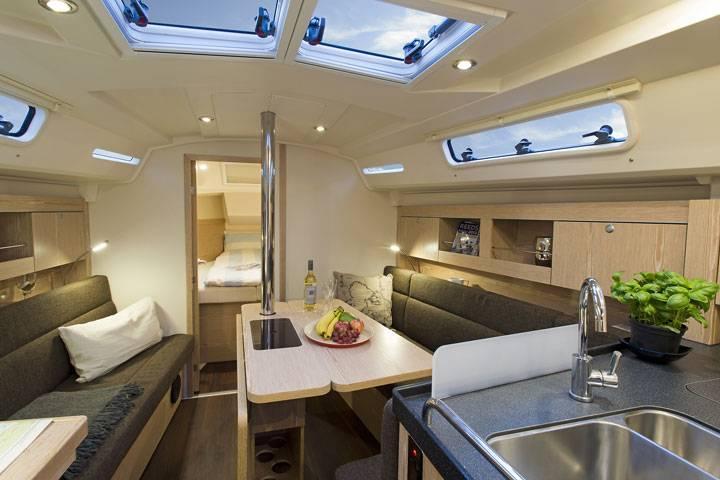 Boat for rent Hanse Yachts 34.0 feet in ACI Marina Dubrovnik (Komolac) ,