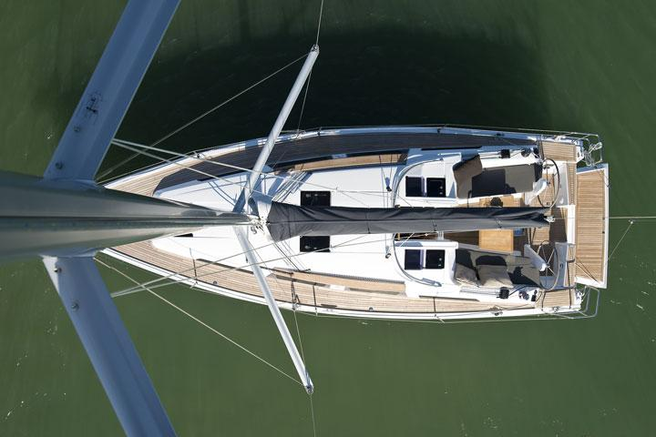 Boat for rent Hanse Yachts 34.0 feet in Marina Kastela, Kastela, Croatia
