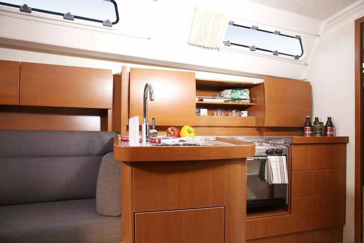 Boat for rent Hanse Yachts 34.0 feet in Marina Kornati, Biograd,