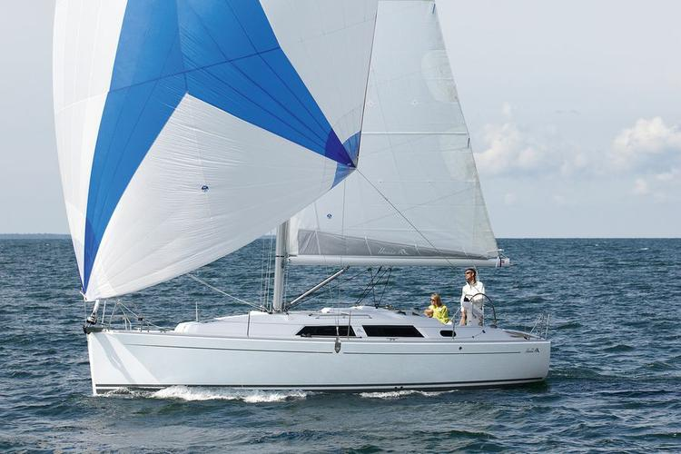 Discover Zadar region surroundings on this Hanse 355 Hanse Yachts boat