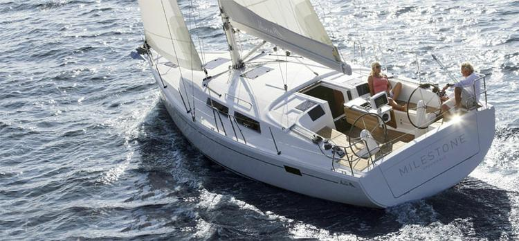 This 37.0' Hanse Yachts cand take up to 8 passengers around Split region