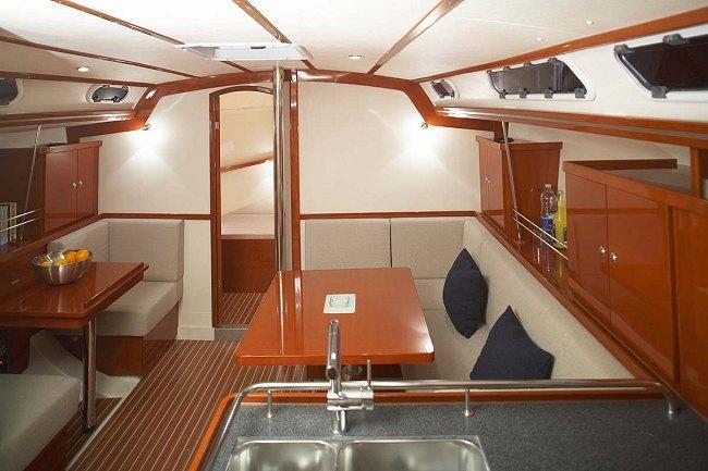 Hanse Yachts's 39.0 feet in Split region