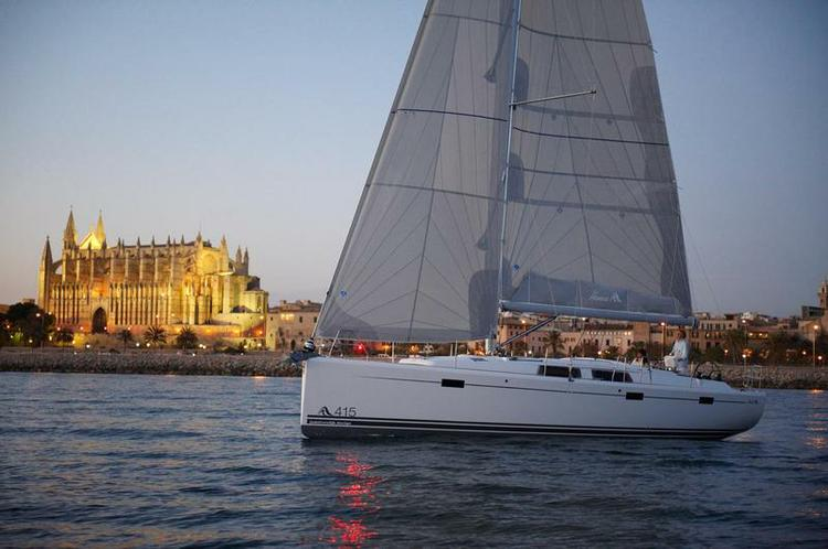 Hanse Yachts boat for rent in Aegean