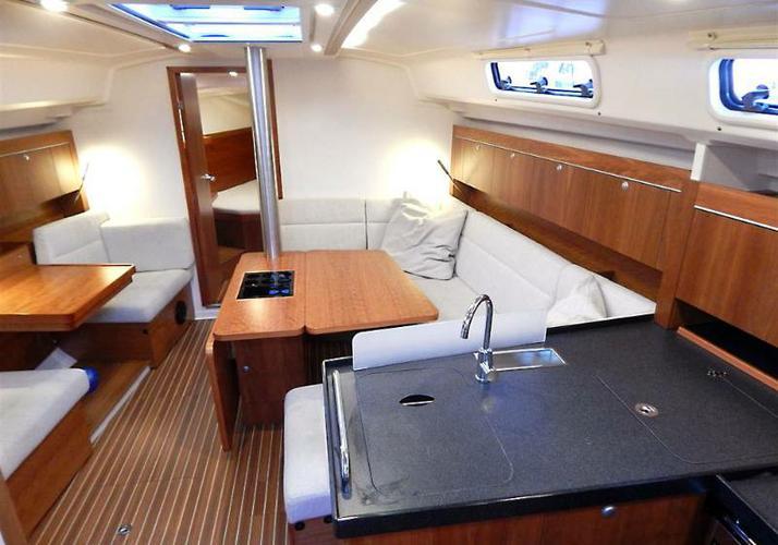 Boat for rent Hanse Yachts 40.0 feet in Marina Kornati, Biograd, Croatia