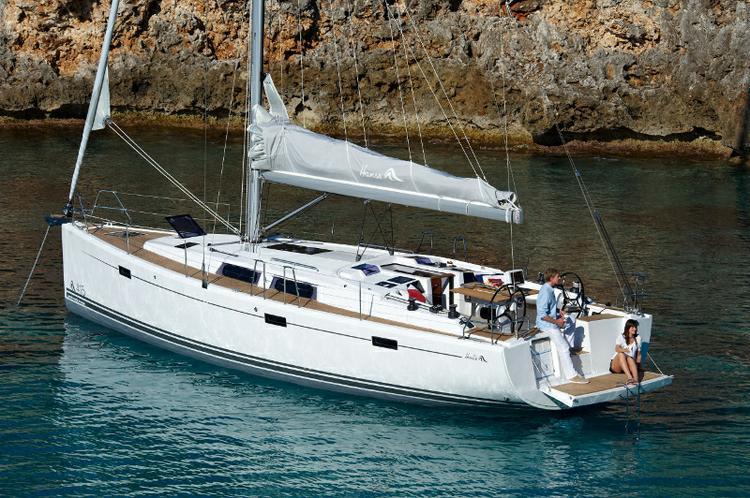Hanse Yachts's 40.0 feet in Zadar region