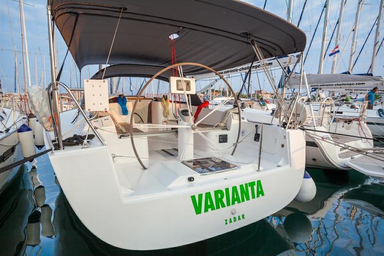 Boat for rent Hanse Yachts 43.0 feet in Marina Kornati, Biograd, Croatia
