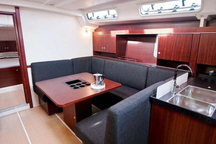 Boat for rent Hanse Yachts 44.0 feet in ACI Marina Dubrovnik (Komolac) ,