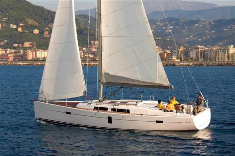 Rent this Hanse Yachts Hanse 445 for a true nautical adventure
