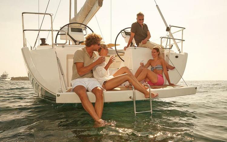 Boat for rent Hanse Yachts 45.0 feet in Gökova Ören Marina,
