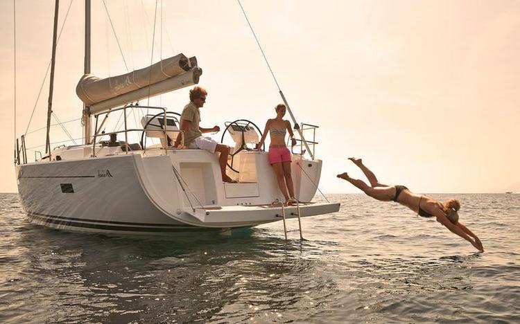 Hanse Yachts's 45.0 feet in Aegean