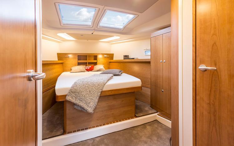 Boat for rent Hanse Yachts 45.0 feet in ACI Marina Dubrovnik (Komolac) ,