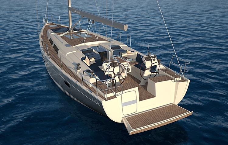 Hanse Yachts's 45.0 feet in Istra