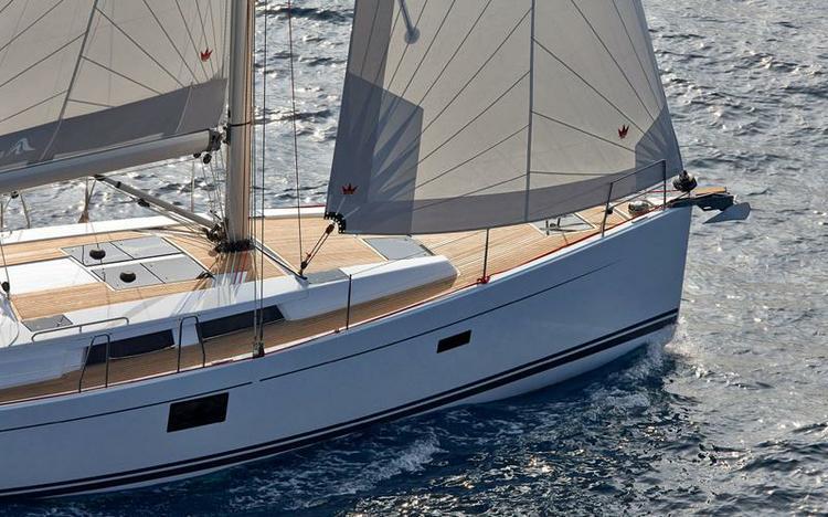 Hanse Yachts's 45.0 feet in Zadar region