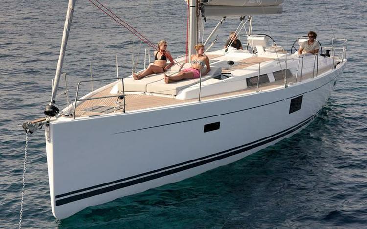 Boat for rent Hanse Yachts 45.0 feet in Marina Kornati, Biograd,