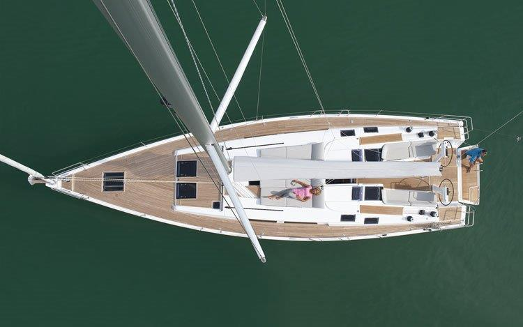 Hanse Yachts boat for rent in Split region