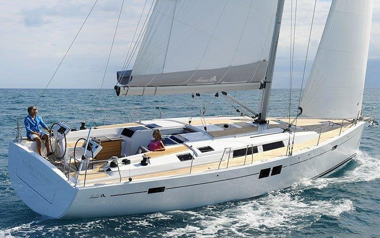 This 50.0' Hanse Yachts cand take up to 10 passengers around Split region