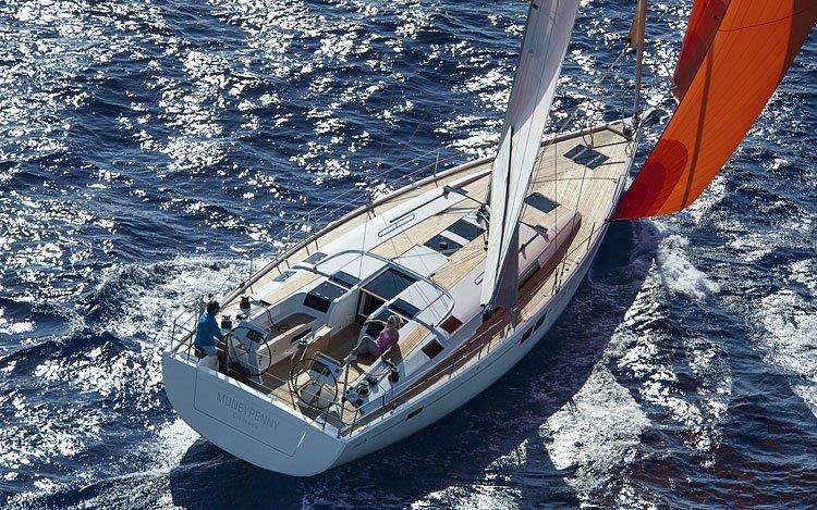 Boat for rent Hanse Yachts 50.0 feet in Marina Kastela, Kastela,