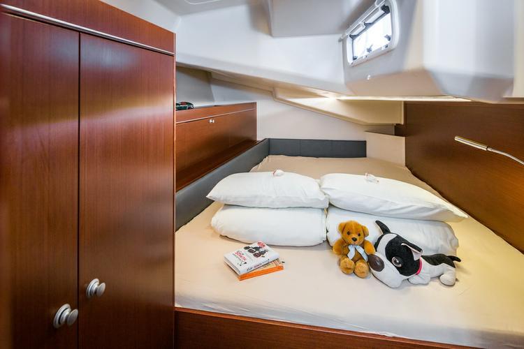 Boat for rent Hanse Yachts 50.0 feet in Marina Kornati, Biograd,