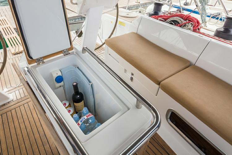 Hanse Yachts's 50.0 feet in Zadar region