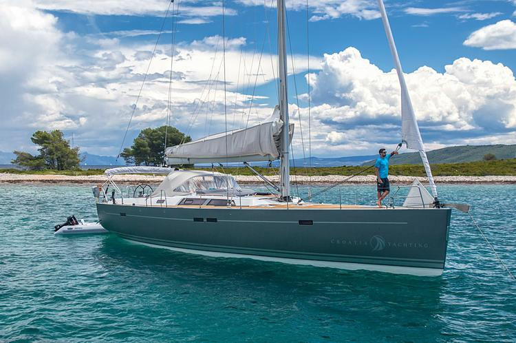 52.0 feet Hanse Yachts in great shape