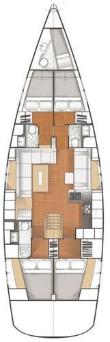 Boat for rent Hanse Yachts 53.0 feet in Yachtclub Seget (Marina Baotić), Seget Donji,