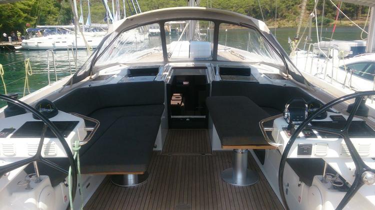 Hanse Yachts boat for rent in Gocek